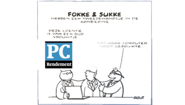 PC-Rendement-Fokke en Sukke