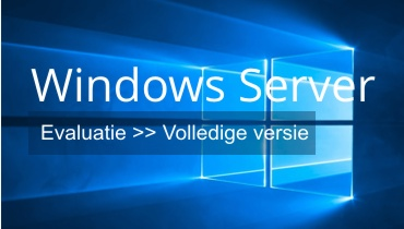 Windows-Server-evaluatie-volledige