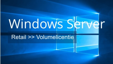 Windows Server conversie